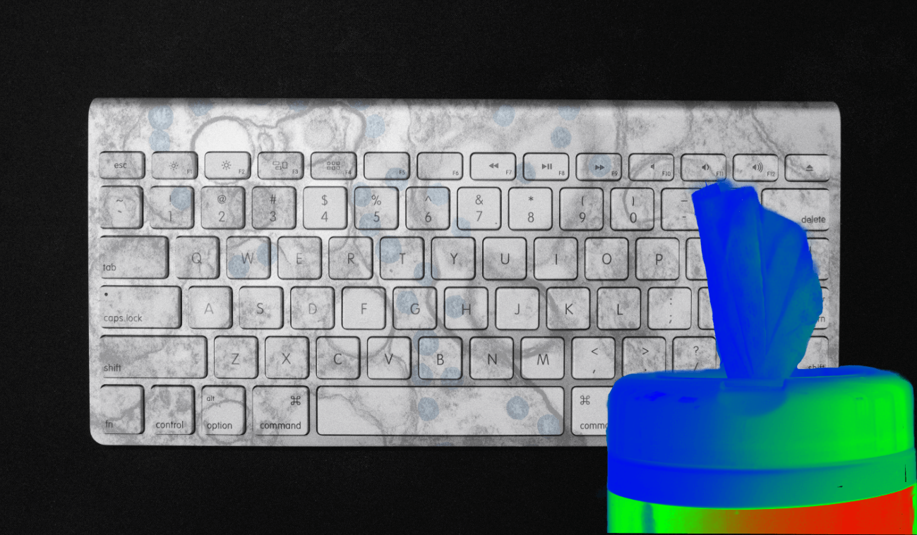 How often to clean your keyboard