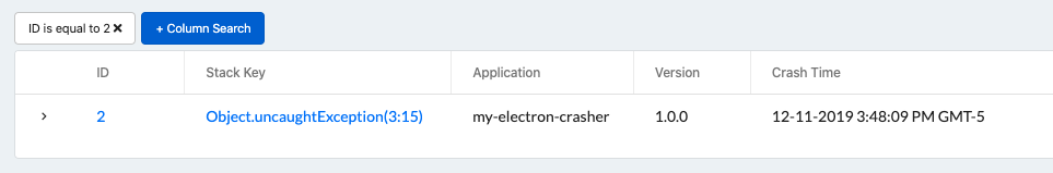 Integrating BugSplat with Electron